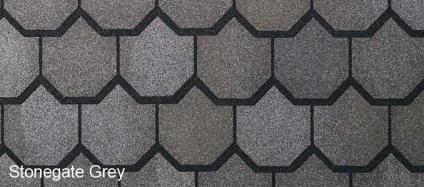 American Shingles Australia Carriage House Stonegate Grey Stonegate Gray CertainTeed Asphalt Shingles